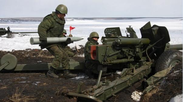 Противотанковая пушка МТ-12 (2А29) 'Рапира'