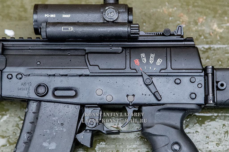 АК-12 - автомат Калашникова