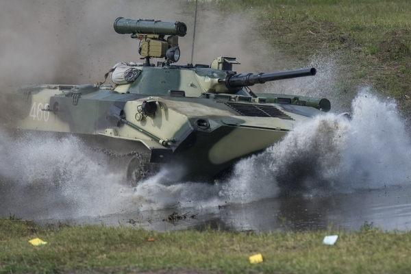БМД-1 - боевая машина десантная