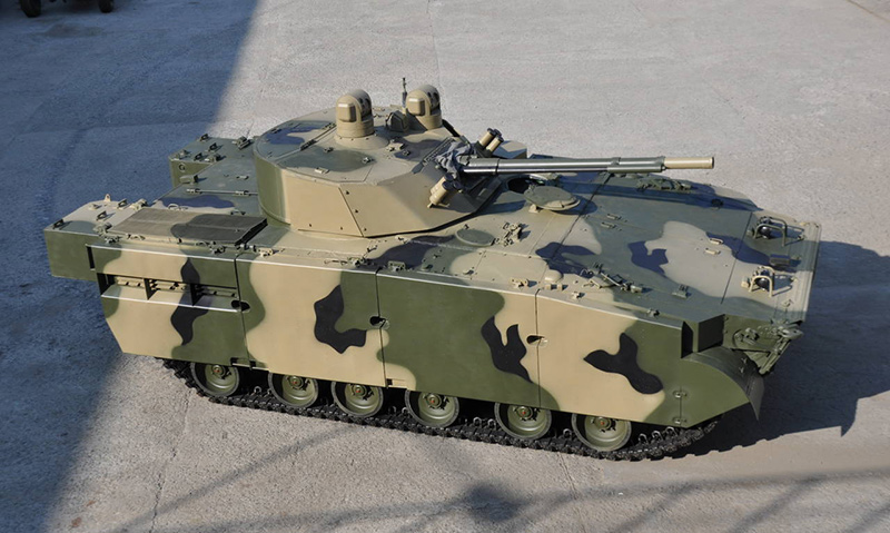 БМП-3М Драгун