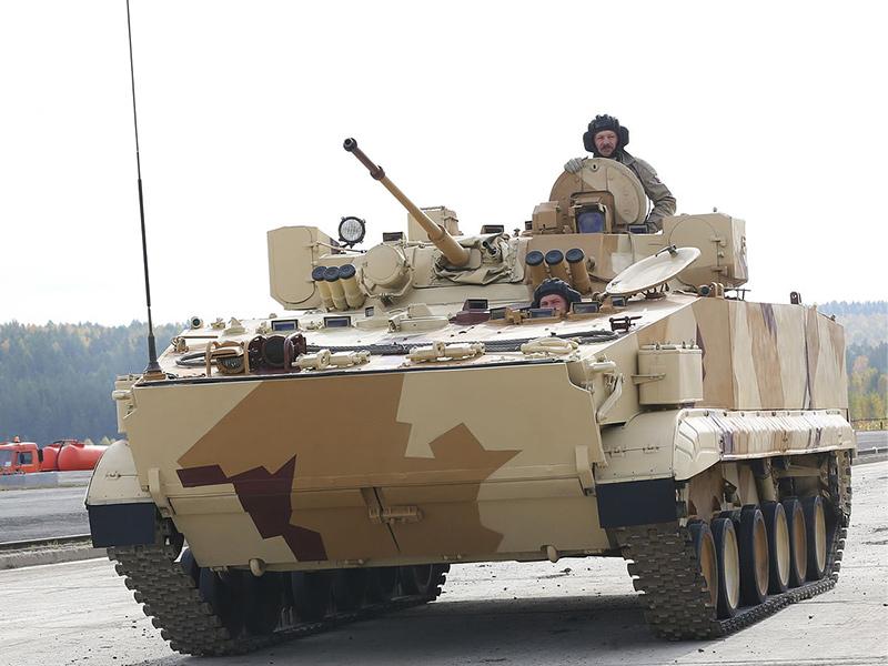 БРМ-3К «Рысь»