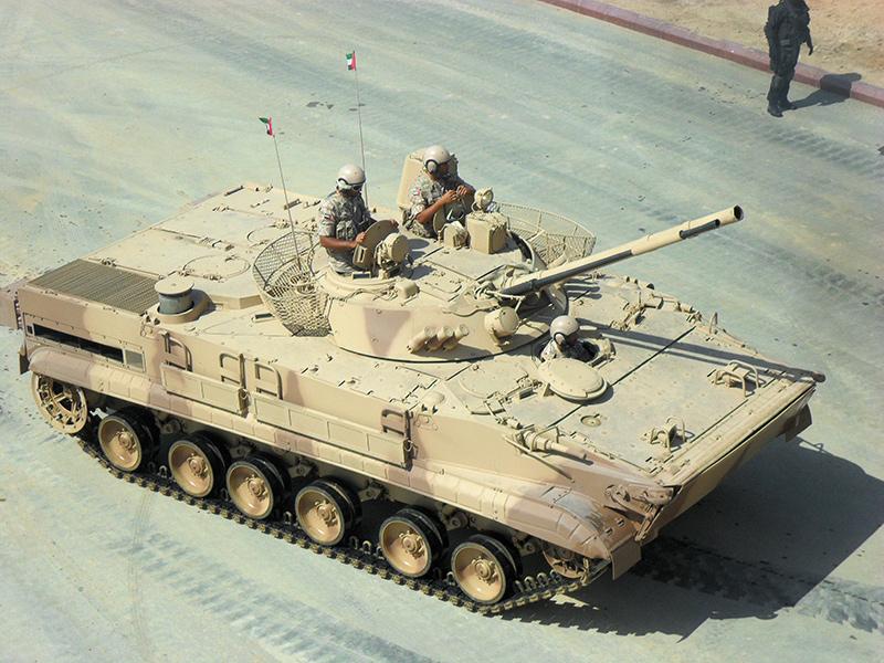 БМП-3 - боевая машина пехоты
