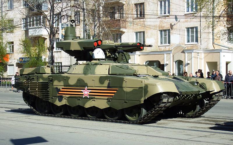 БМПТ Терминатор-2