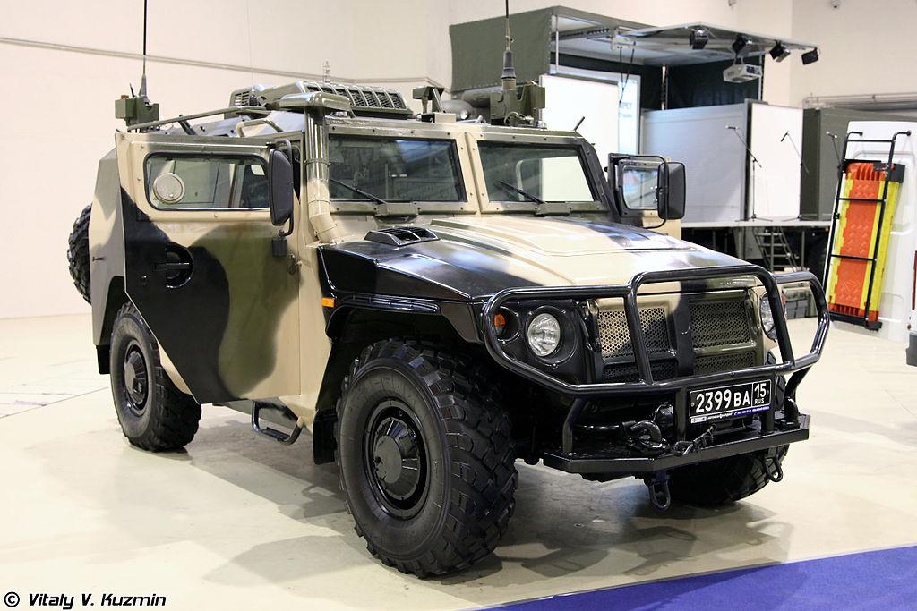 КШМ Р-145БМА на базе ГАЗ-233036 СПМ-2