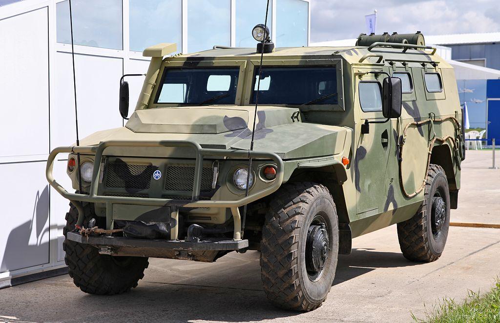 ВПК-233114 / АМН 233114 «Тигр-М»