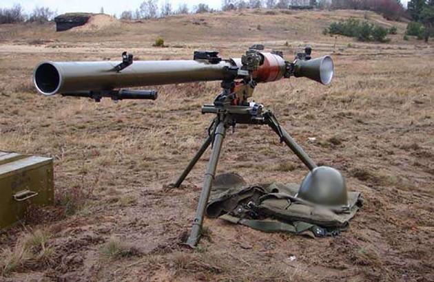СПГ-9 «Копье» - станковый противотанковый гранатомет