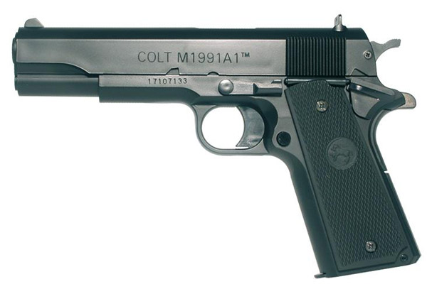 Пистолет Кольт М 1911А1, калибр .45