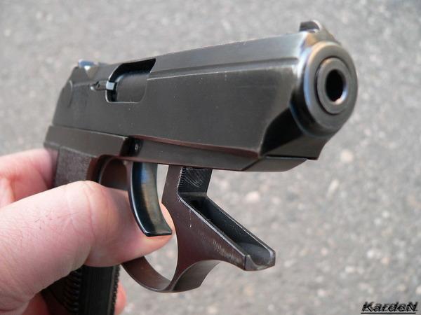 ПСМ - пистолет самозарядный малогабаритный калибр 5,45-мм