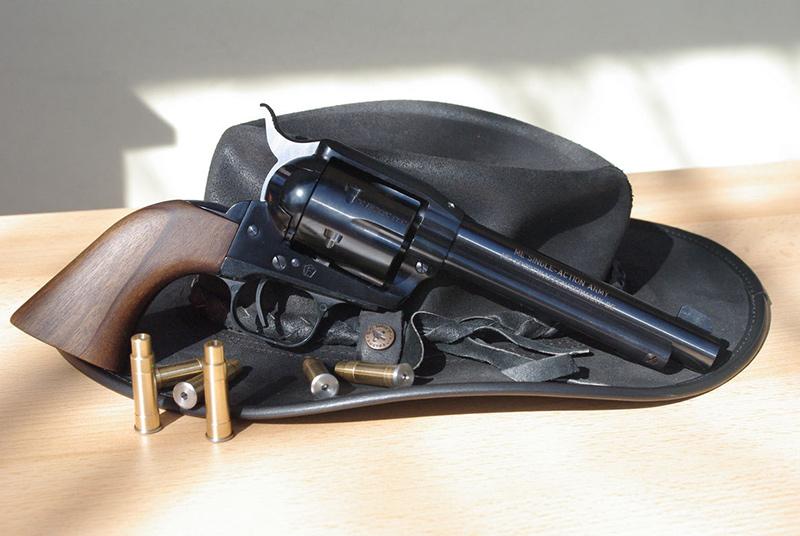 Пневматический револьвер Кольт Сингл Экшн Арми (SAA) Миротворец