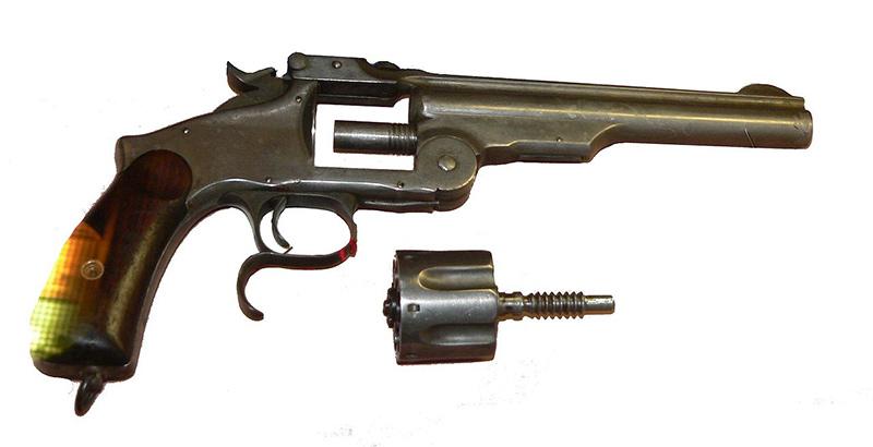 Револьвер Смит-Вессон русский