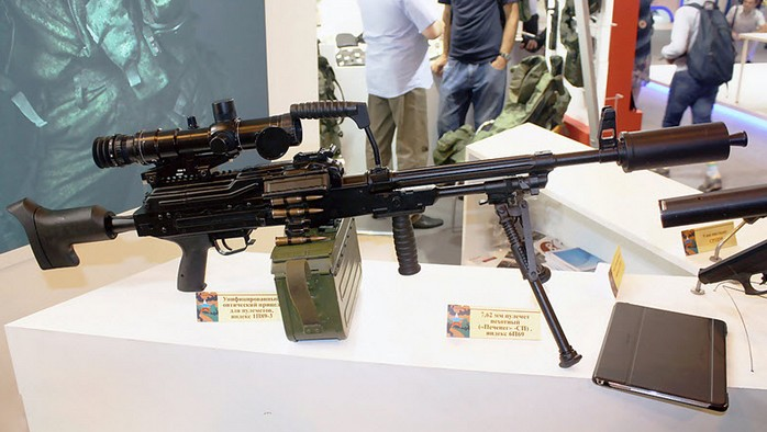 Пулемет Печенег-СП