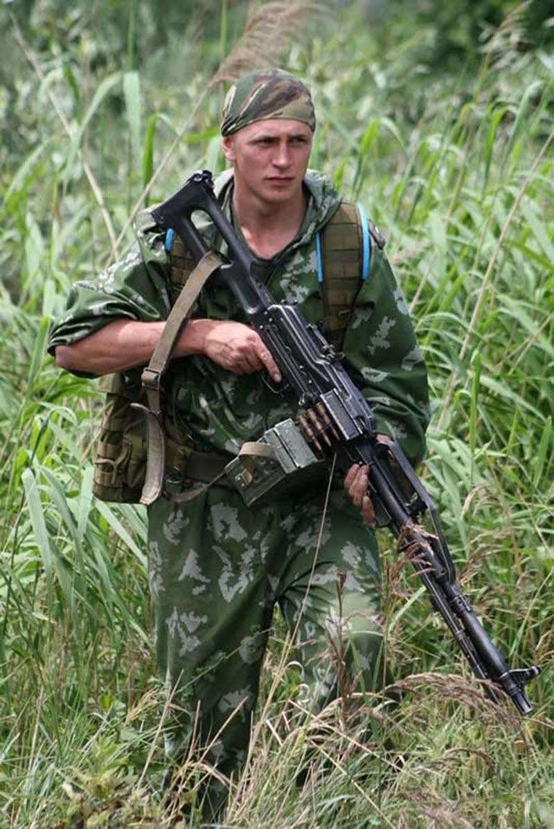 ПКП 'Печенег' - ручной пулемет