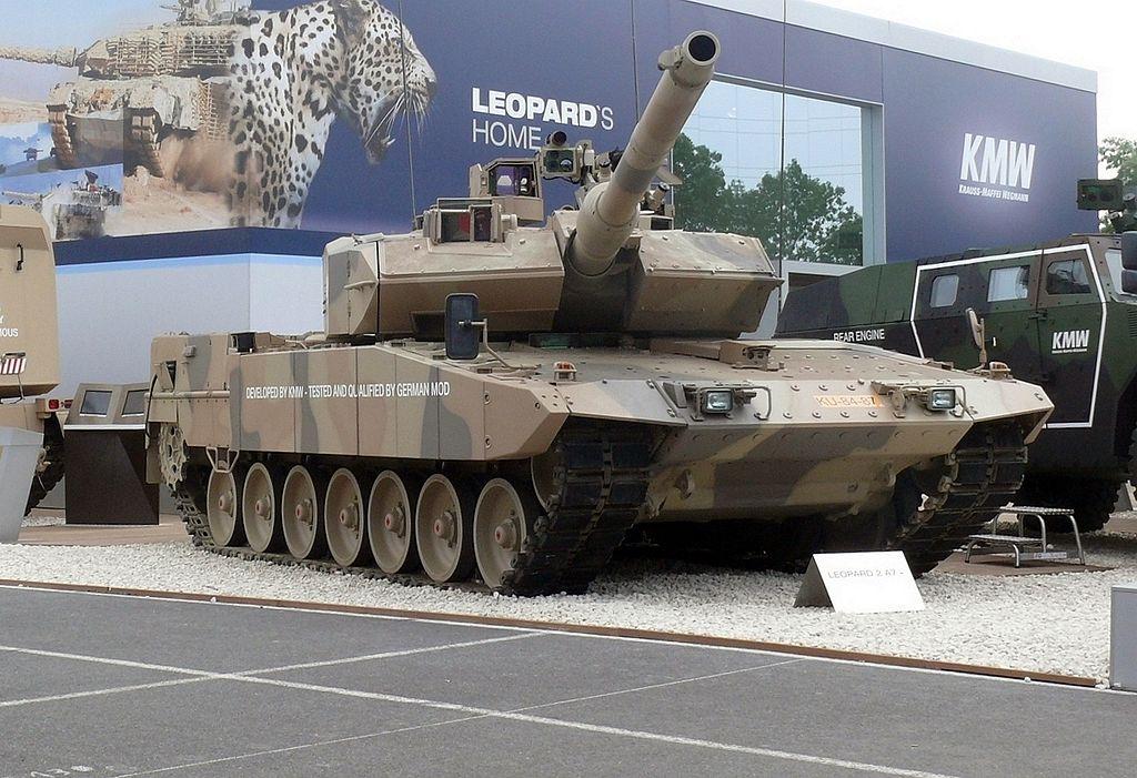 Leopard 2A7+