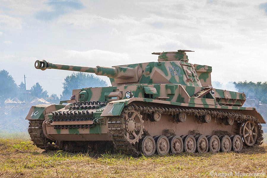 Т-4 - немецкий танк