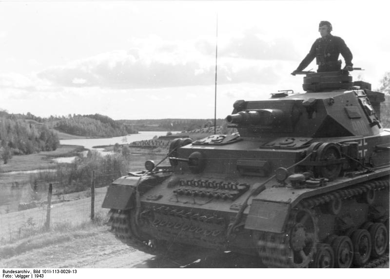 Pz.Kpfw.IV Ausf.F. Финляндия, 1941 год.