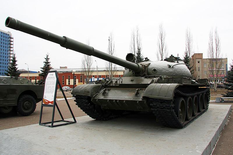 Т-62 - советский танк