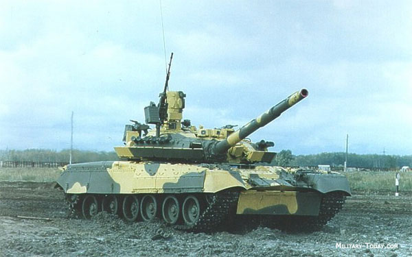 Танк Т-80УМ