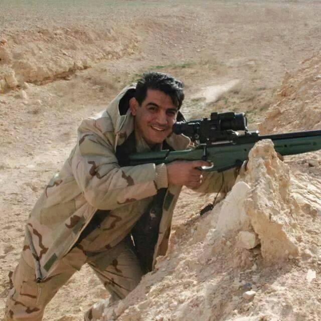 СВ-98 - снайперская винтовка