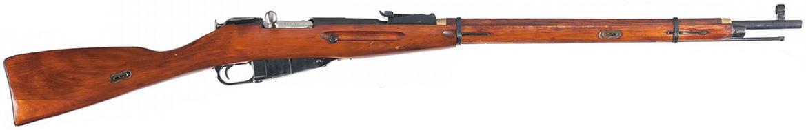 Винтовка Мосина образца 1891/1930 гг., вид справа
