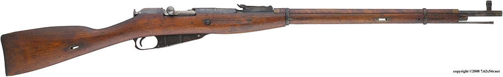 Трёхлинейная винтовка образца 1891/1930 гг.