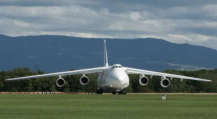 Ан-124 «Руслан» - транспортный самолет