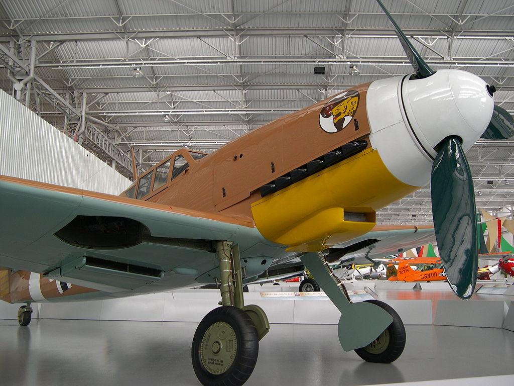 Мессершмитт Bf.109 G-2