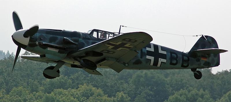 Me-109 G-6