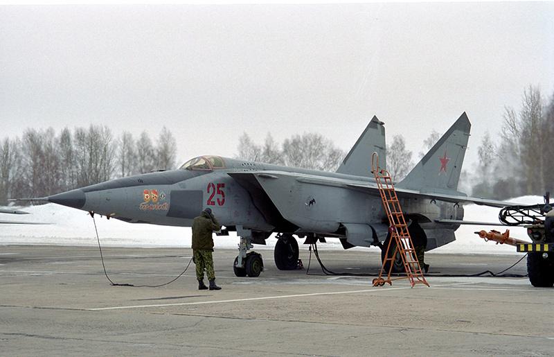 МиГ-25РБШ