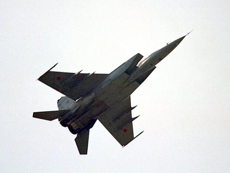 МиГ-25ПУ