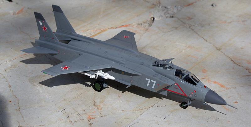 Як-141 - палубный истребитель вертикального взлета и посадки