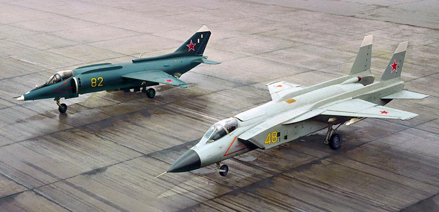 Як-38 и Як-141