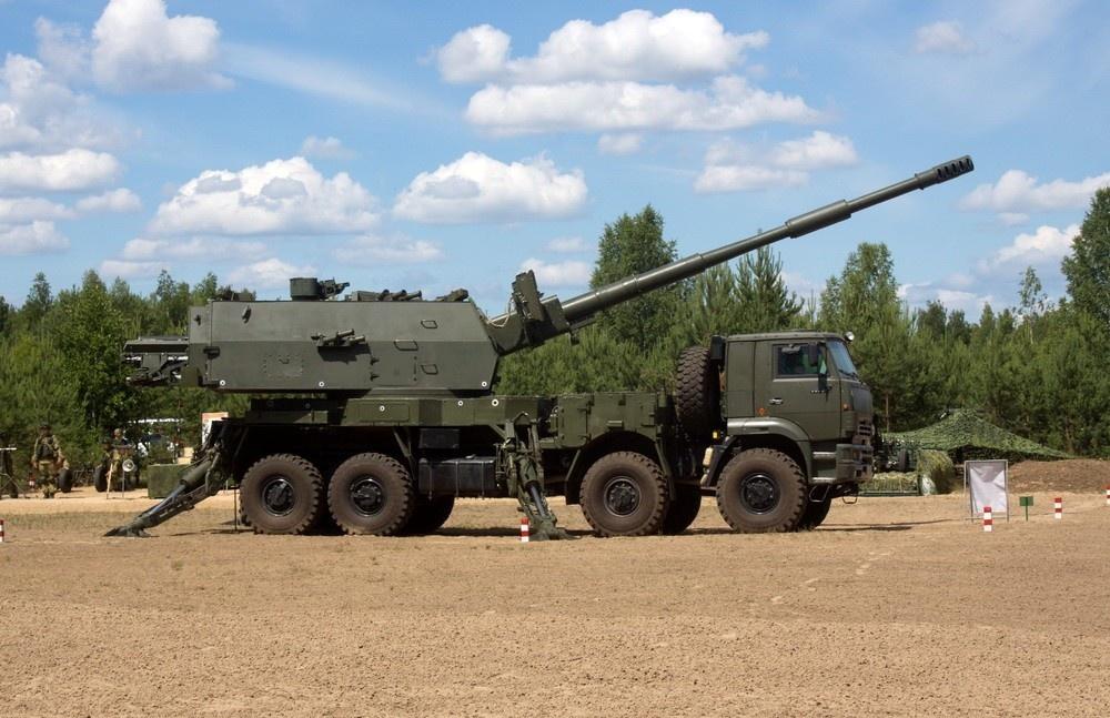 САУ 2С35-1 Коалиция-СВ-КШ