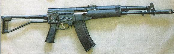 Автомат АЕК-971 калибра 5.45x39, ранний опытный вариант
