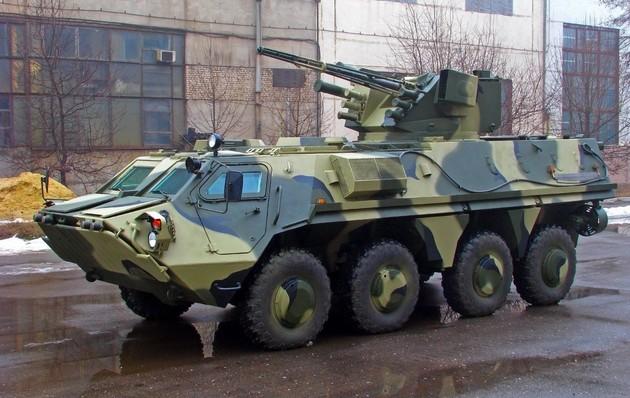 БТР-4 «Буцефал» - современный украинский бронетранспортер