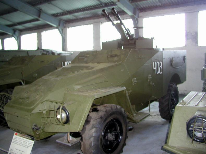 БТР-40А