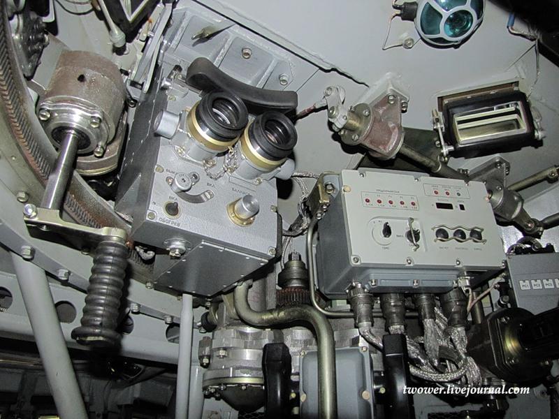 Внутри БТР-82А