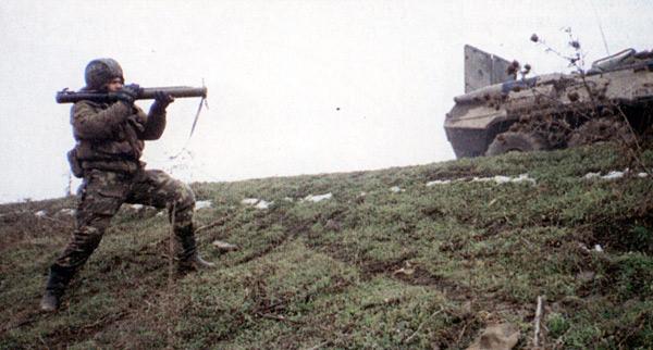 РПГ-18 «Муха» — реактивная противотанковая граната