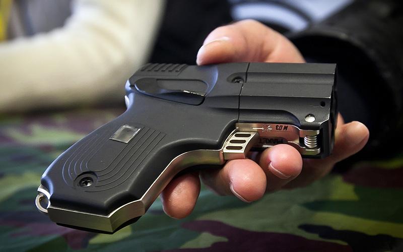 Пистолет ПБ-4-3 «Компакт»
