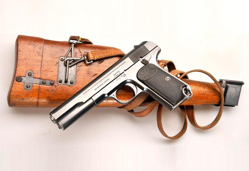 Пистолет Браунинг Модель 1903 г