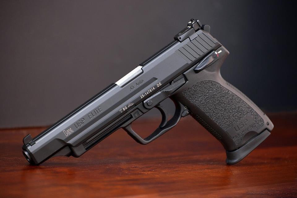 Пистолет HK USP Elite