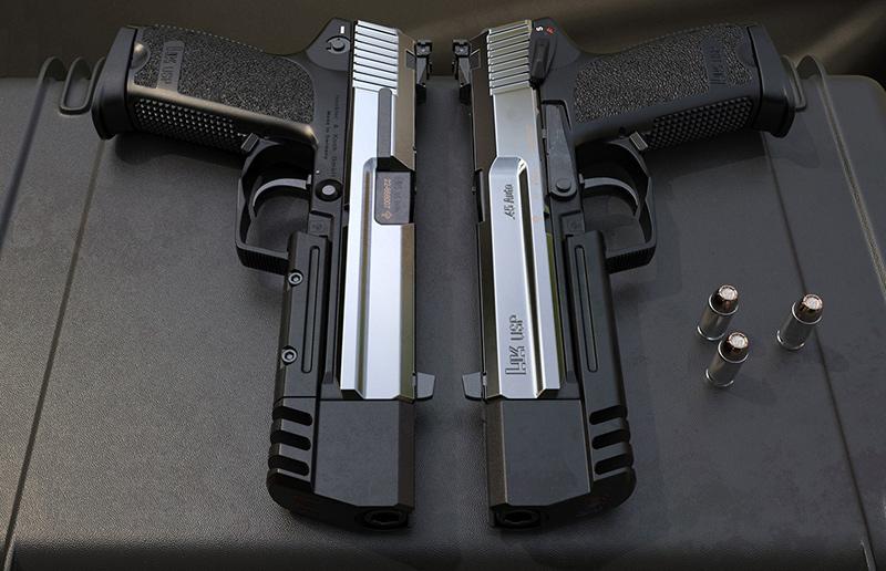 Пистолет HK USP Match