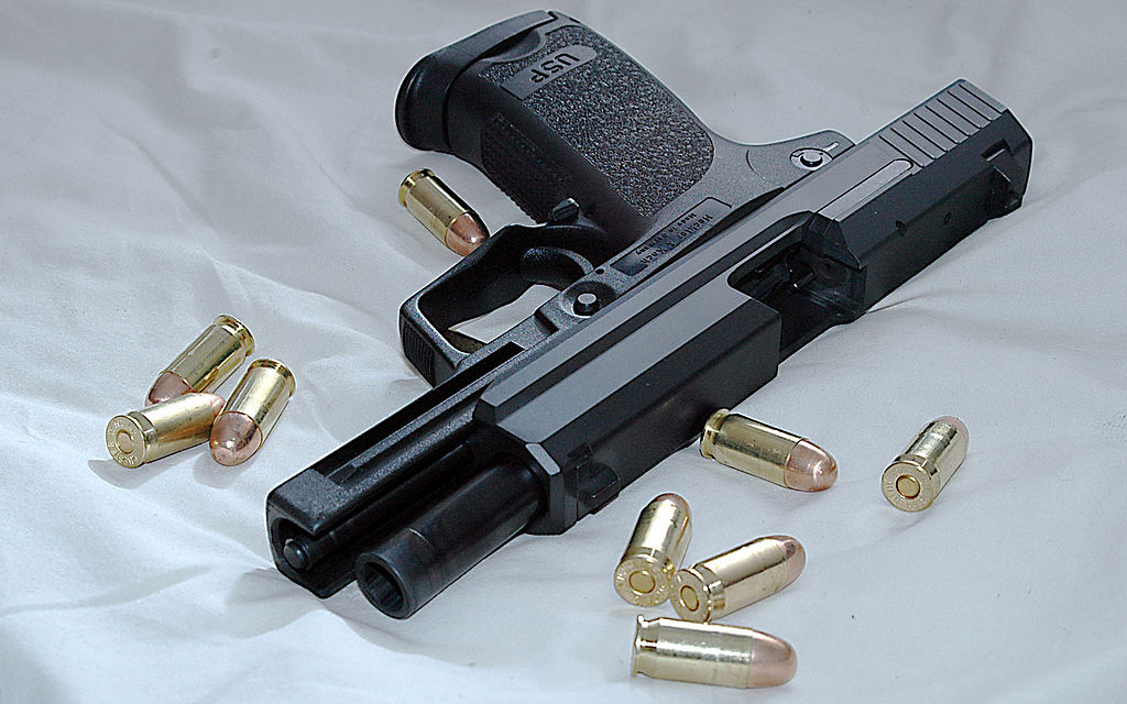 Пистолет HK USP под патрон .45 ACP