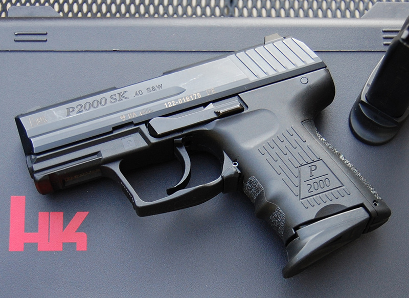 Пистолет HK USP Р2000SK