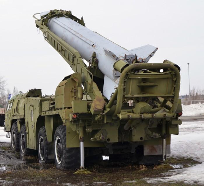 Ракета Р-17 (8К14) («Скад-В») ракетного комплекса 9К72 «Эльбрус»