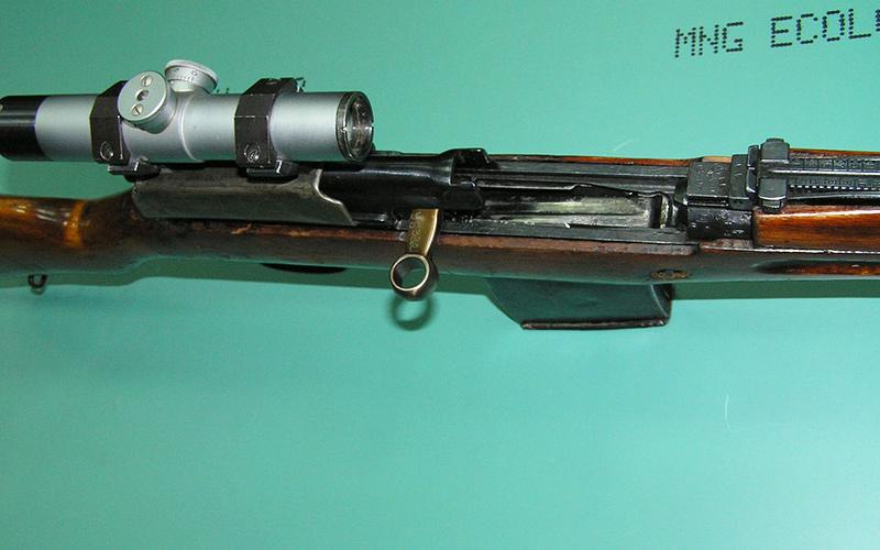 ОСК-88 (СВТ-40) - охотничий карабин 7,62-мм