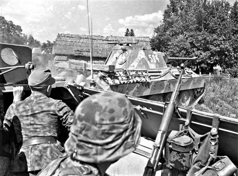 Боевая группа Мюленкамп 5-й танковой дивизии СС