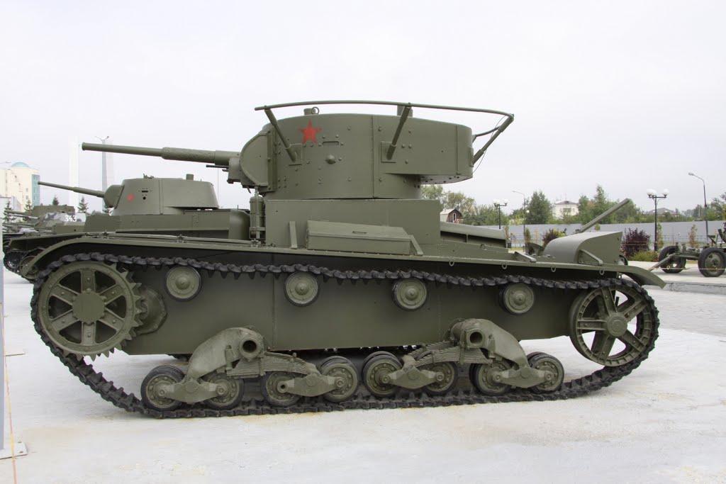 Verkhnyaya Pyshma Tank Museum 2011 036