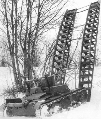 ST 26 Engineer Tank