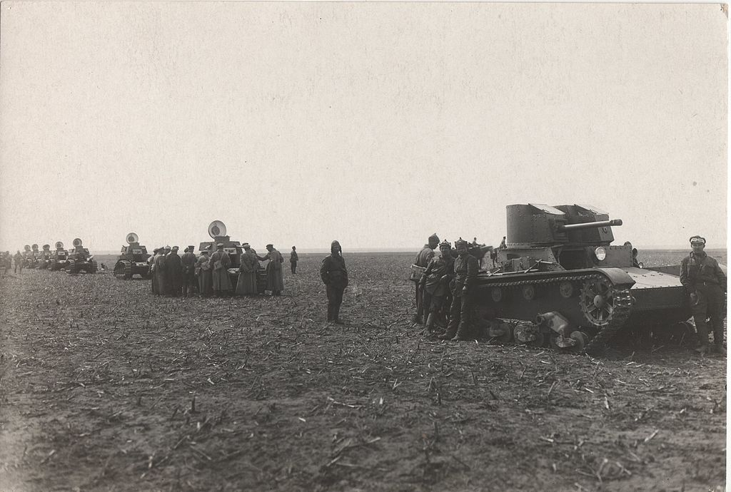 T 26 Perekop Div. 1932