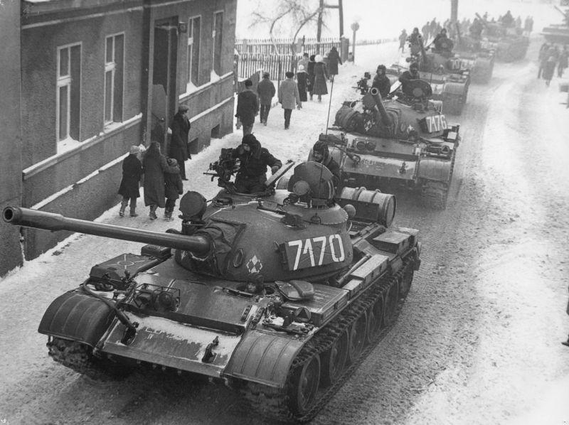 T-55А Войска Польского.